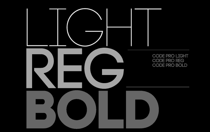 Sunum tasarımı font seçimi
