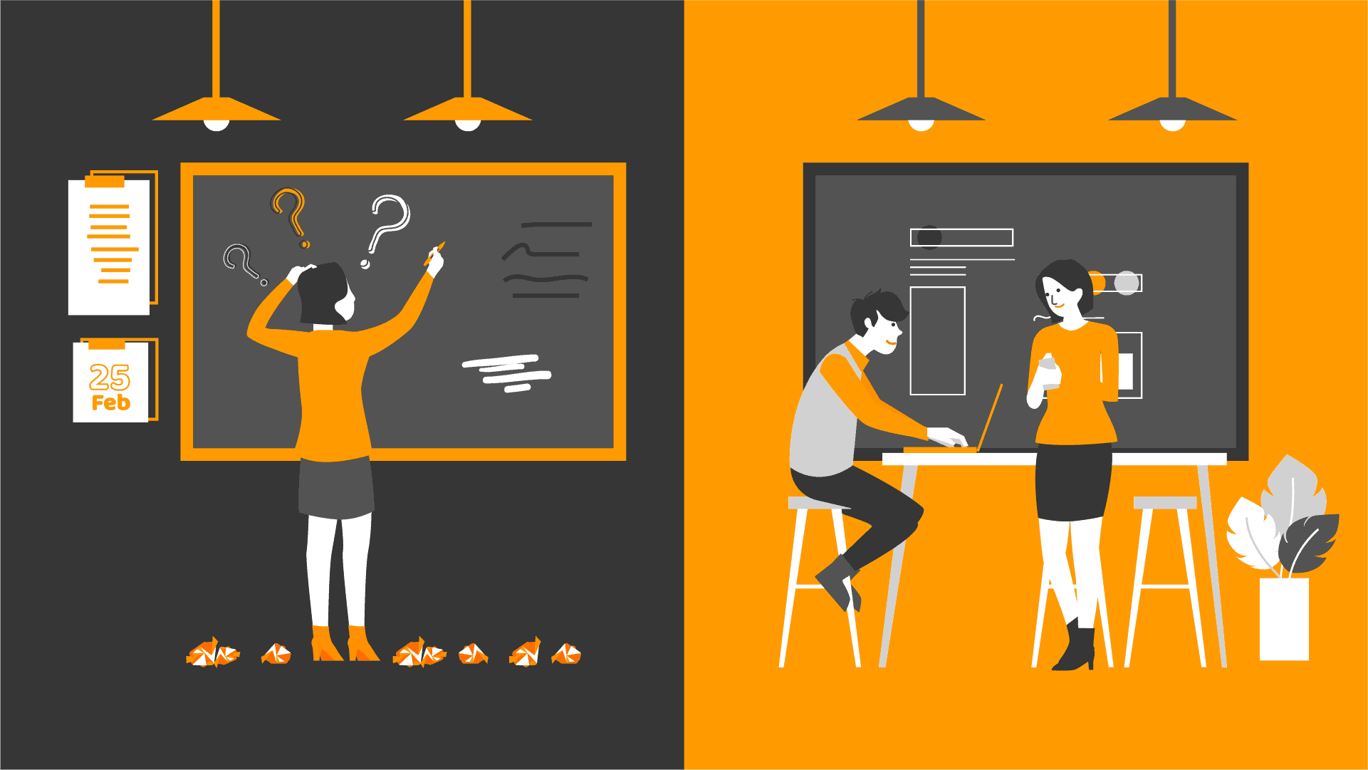 Which Presentation Designer to Work With: Outsourcing or In-House?